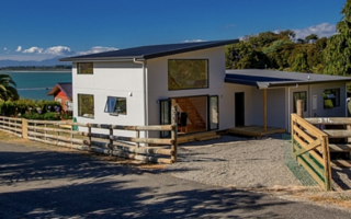 Tapu Bay Treasure, Riwaka-Kaiteriteri Road, Kaiteriteri (Bachcare) From $90-$405 per night