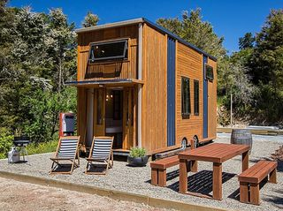 Tiny House Retreat (Bachcare) Kaiteriteri Sandy Bay Road, Kaiteriteri: From $145.00 - $250.00  per night - 2 night minimum stay