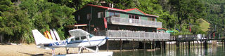 The Lodge at Te Rawa: Pelorus Sounds #1331: From $120.00 to $230.00 per night