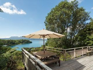 Trouts About, Spencer Road, Lake Tarawera (Bachcare) From #210-$422 per night