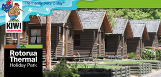 Rotorua Thermal Holiday Park, 463 Old Taupo Road (South End) Rotorua #1350 From $55.00 per night