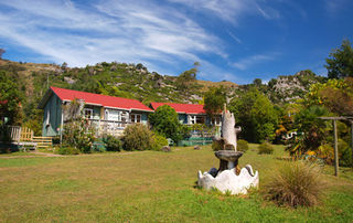 The Sandcastle, Haile Lane, Pohara 7172, Takaka, Golden Bay #1317: From $100.00 per night