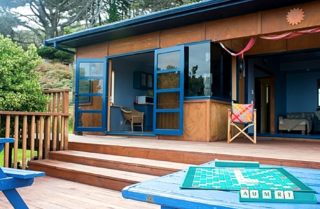The Round Window, Riria Kereopa Memorial Drive, Raglan (Bachcare) From $175.00 - $235.00 per night