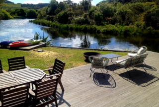 Kingfisher, Te Rae Street, Kuratau, Lake Taupo (Bachcare) From $130.00 - $240.00 per night