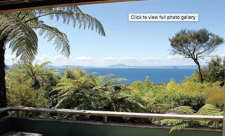 Amidst Bush & Birdsong, Rereao Lane, Pukawa, Lake Taupo (Bachcare) From $145.00 - $230.00 per night